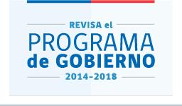 Revisa el Programa de Gobierno 2014 - 2018